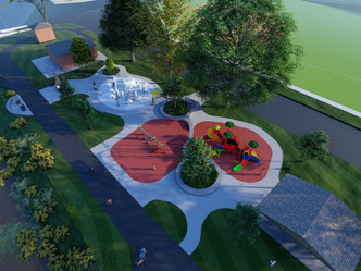 Toan Park Renovations Continue Despite Pandemic Cost Increases