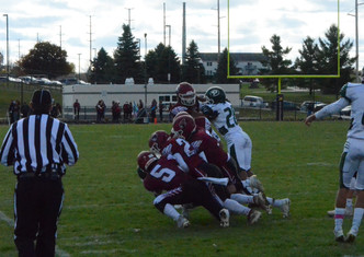 Portland Overcomes Early Struggles to Outlast a Talented Pennfield Squad