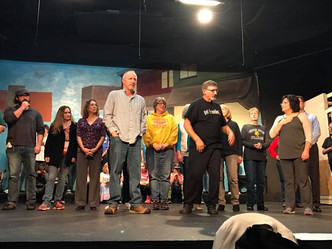 Portland Civic Players Bring Christmas Classic to the Stage
