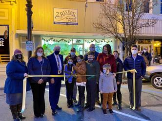 2Rivers Marketplace Celebrates Ribbon Cutting