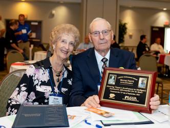 Wayne Foote Awarded 2021 MAPA Lifetime Achievement Award