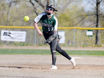 Shamrock Softball takes two from Webberville
