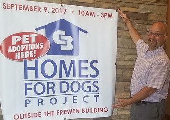 "Frewen Realty to Host ""Homes for Dogs Project"" on September 9th"