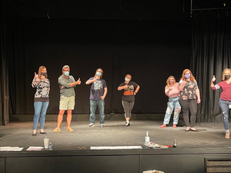 The Portland Community theater is opening back up!