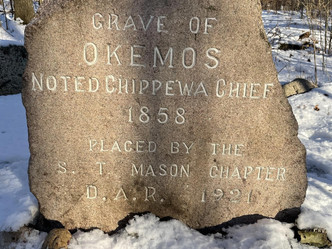 Essay Project 2021: Chief Okemos - His Life and Undying Legacy