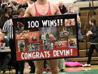 Miller Gets 100th Win as Raiders Take First at Olivet