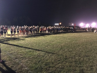 """Portland Cross Country Teams Open Season """"Under the Lights"""" at St. Johns Invitational"""