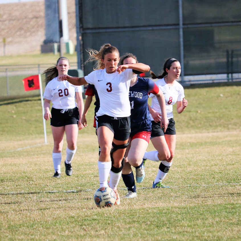 PHS Girls Soccer vs Lakewood 1