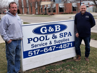 Featured Business: G & B Pool & Spa