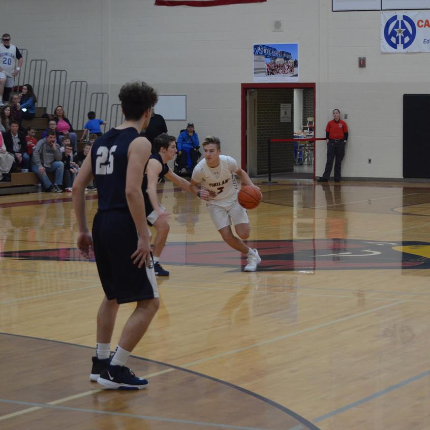 PHS Boys basketball vs Fowler 3