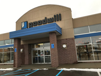 Goodwill Store Responds to Pandemic
