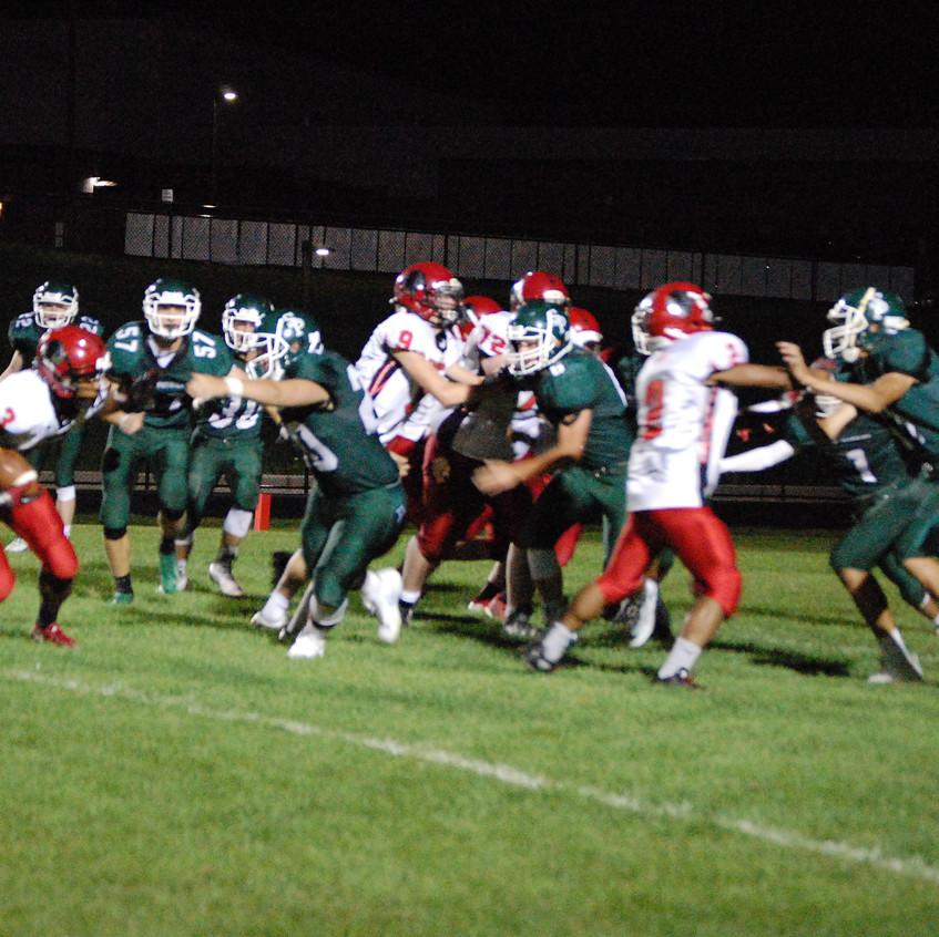 SPS football vs Tekonsha 1