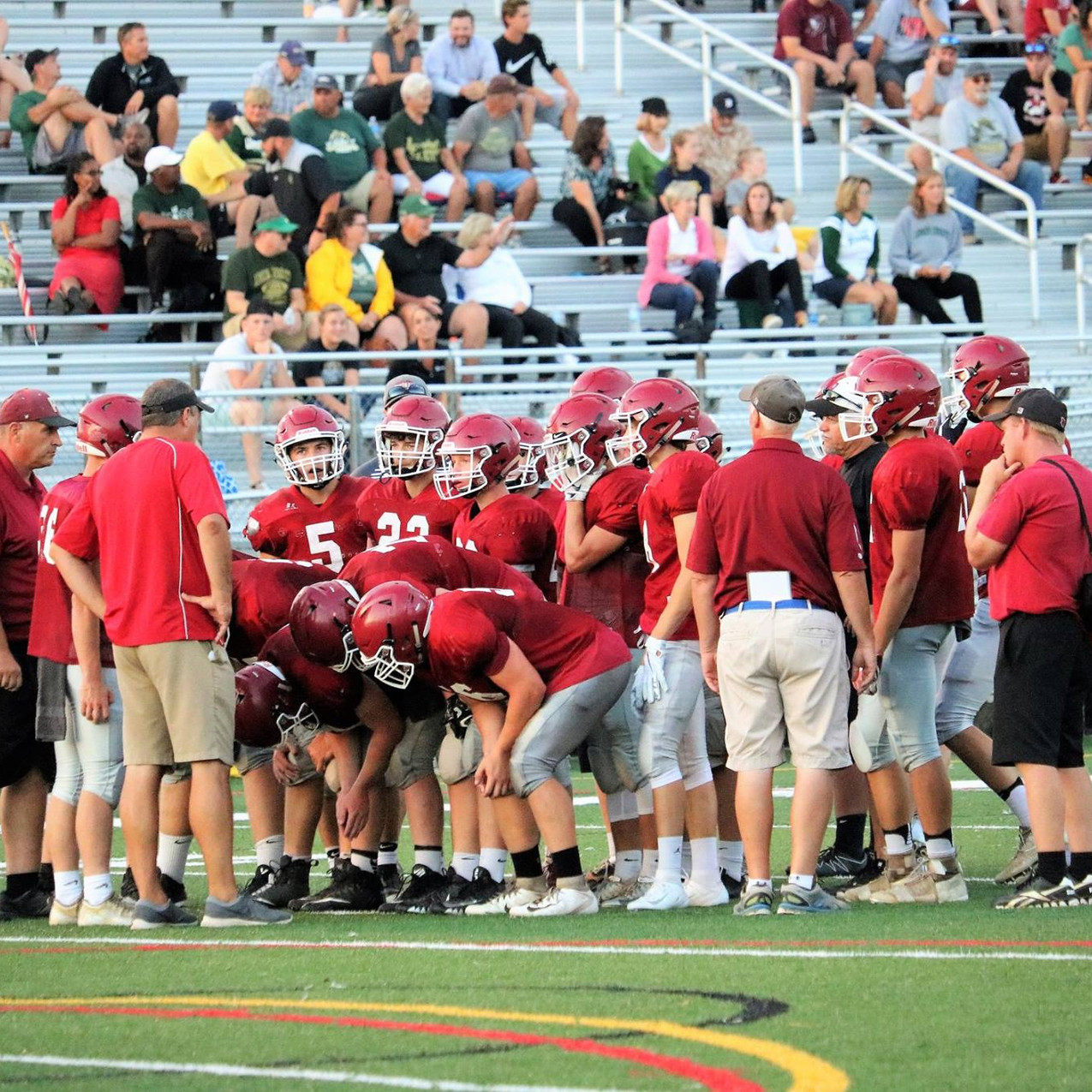 PHS Football Scrimmage 2018-1