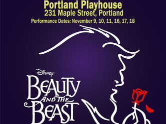 Portland Civic Players Audition Dates for Disney's Beauty And The Beast
