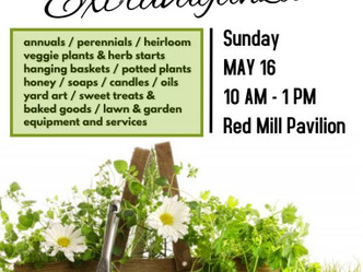 Old Red Mill Farmers Market group hosting 12th Annual Porch & Garden Extravaganza