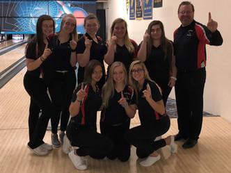 Portland Bowling Wraps Up Regular Season with Dewitt