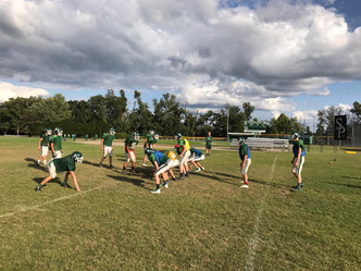 St. Patrick's football team looks to continue winning ways in 2017