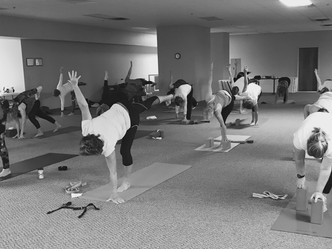 Portland Native Offering Yoga Classes at City Hall