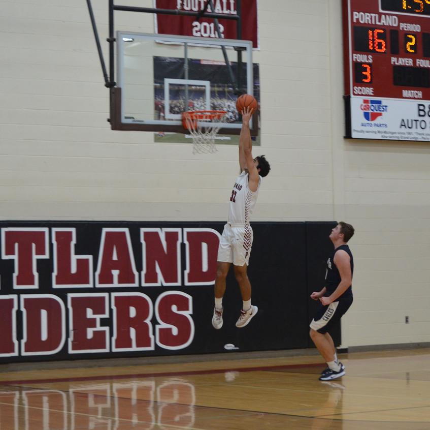PHS Boys basketball vs Fowler 2