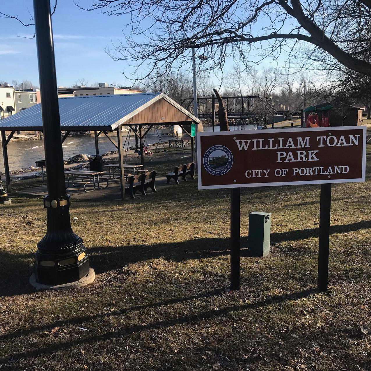 William Toan Park