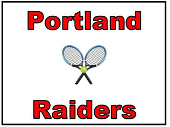 Raider Tennis Downs Redwings 6-2