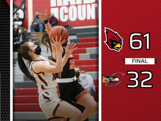 Lady Raiders cage Orioles