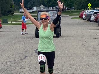 Portland Native Returns Home in Bid to Run Race in 50 States