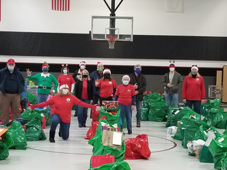 Many Benefit from Community Fund Christmas Giving Program