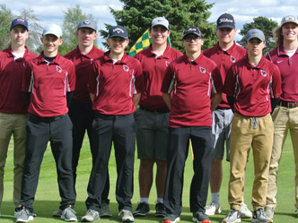 Raider Golfers Lead CAAC White Standings