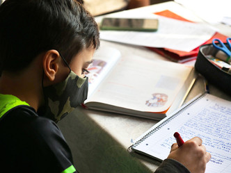 Local Schools Adapt to Online, Hybrid Learning
