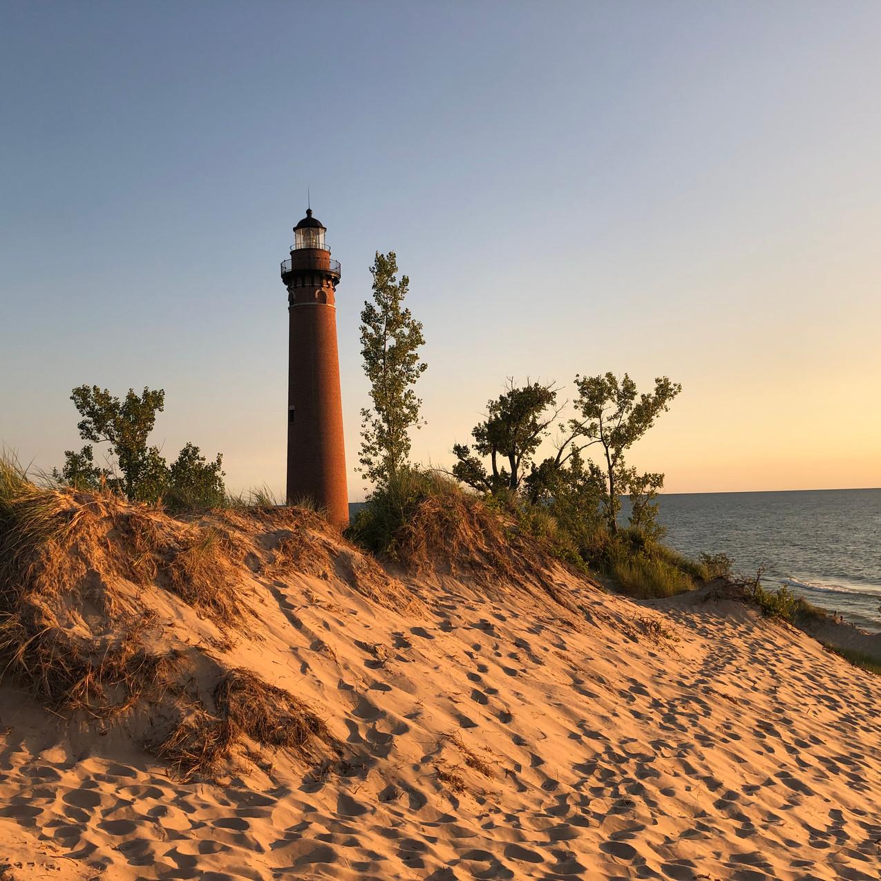Little Sable Point Lighthouse 1