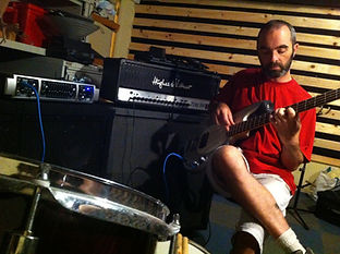 mik musik bretagne morlaix brest ingenieur du son arrangements compositeur acoustique mao diffuseur quadratique