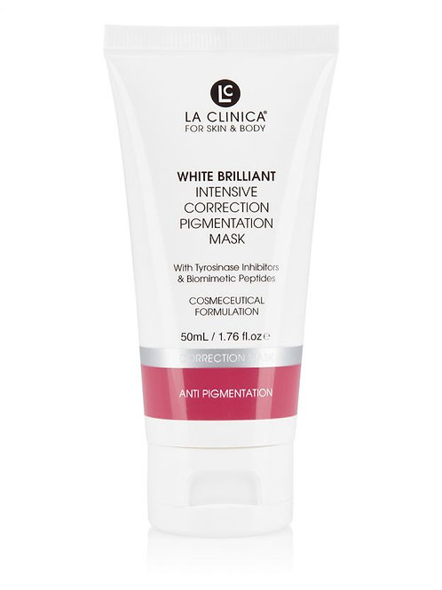 White Brilliant Intensive Correction Pigmentation Mask