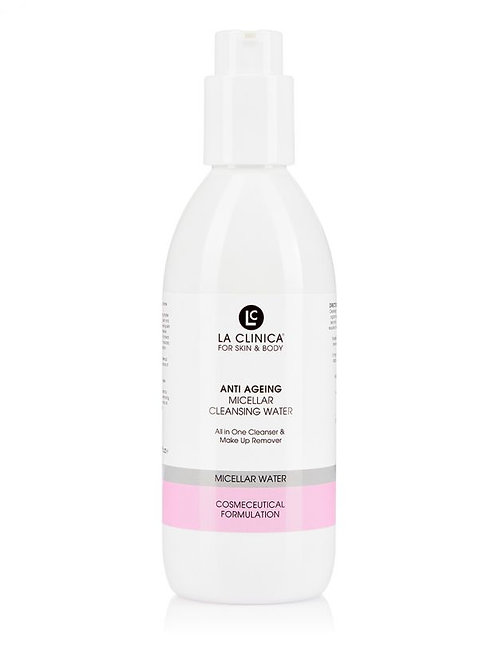 Anti Ageing Micellar Cleaning Water