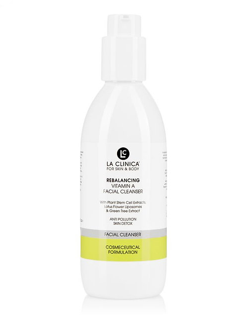 Rebalancing Vitamin A Facial Cleanser