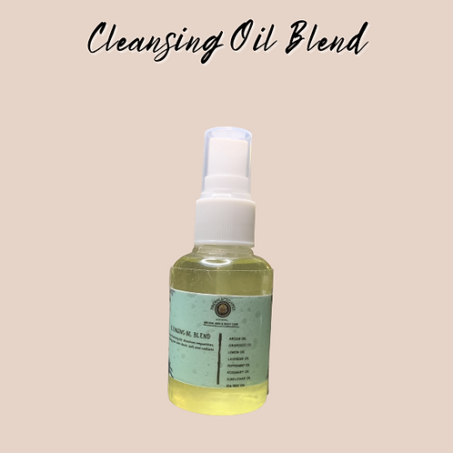 Cleansing Oil Blend