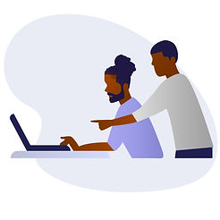 Two Black Men Using Laptop.jpg