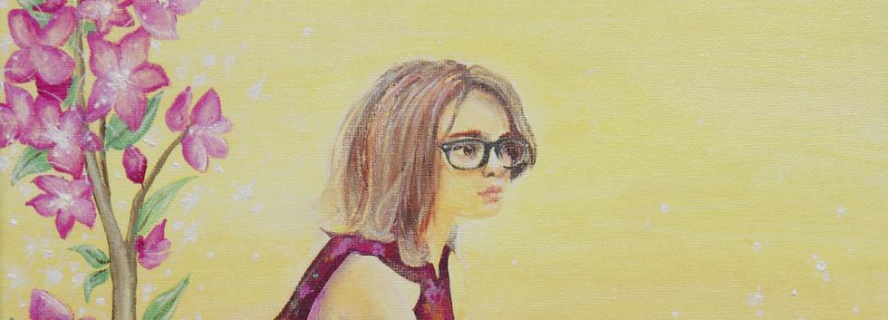 Portrait of Jolie