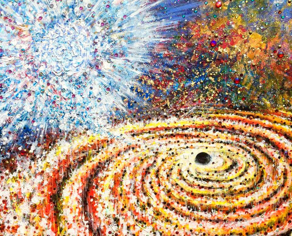 White Dwarf Black Hole (Duality Dance)
