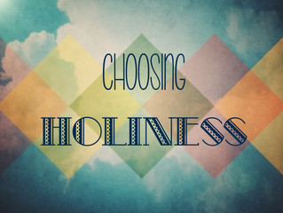 What is the point of Holiness?