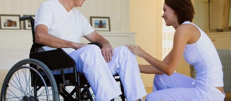 В период коронавирусной инфекции социальная помощь должна дойти до каждого человека с инвалидностью.