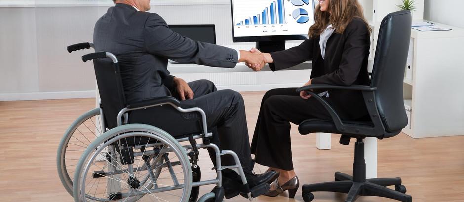 Для улучшения положения инвалидов на рынке труда нужны системные решения