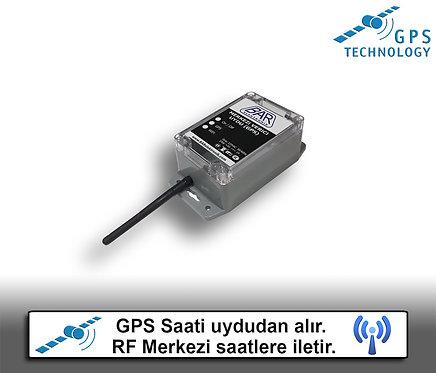 MERKEZİ Saat Vericisi (GPS / RF)