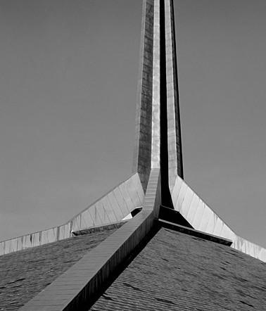 Saarinen's Spire