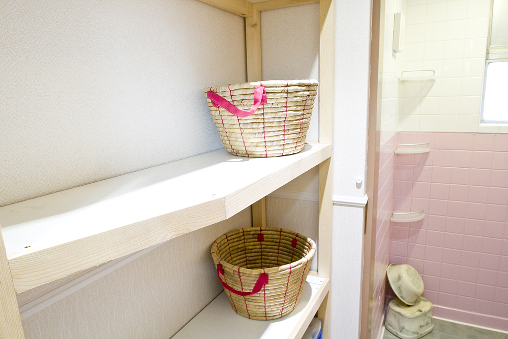 Shower Room Basket