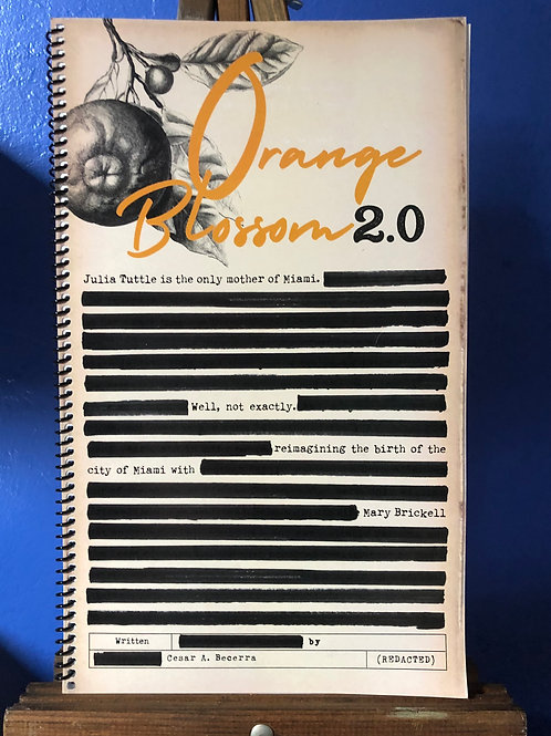 Orange Blossom 2.0 Book - Additional Formats