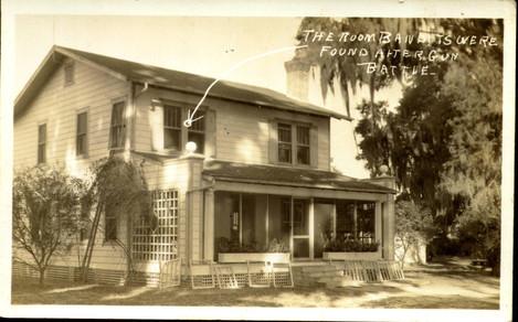 Ma Barker House Ocala