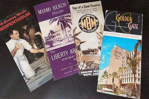 Authentic Tourist Brochure