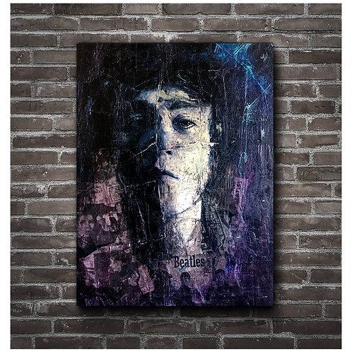 John Lennon 'In my life' by Paul Skellett