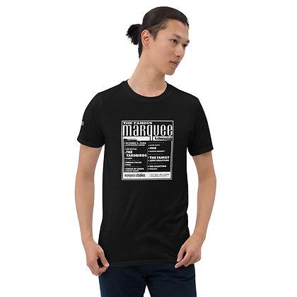 Marquee/The Yardbirds October 18th 'Ticket' - Unisex T-Shirt copy